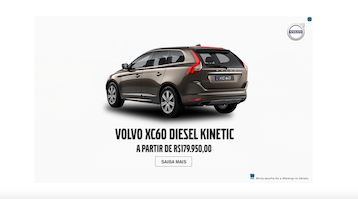 Wide Floor Creative - VOLVO