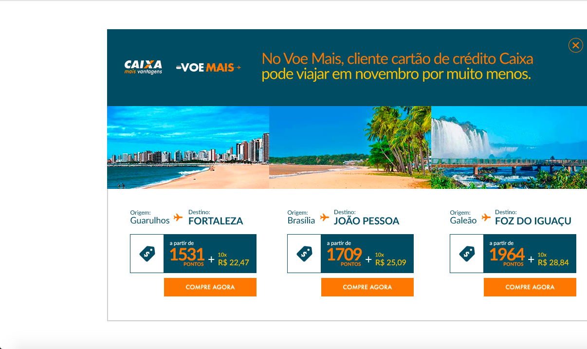 Wide Floor Creative - CAIXA